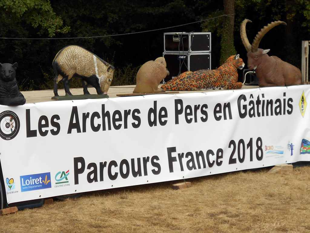 Pers-Parcours France 2018